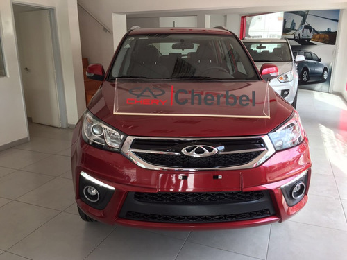 chery tiggo 3 luxury mt 1.6