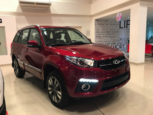 chery tiggo 3 luxury mt 2018