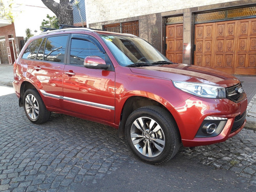 chery tiggo 3 luxury m/t