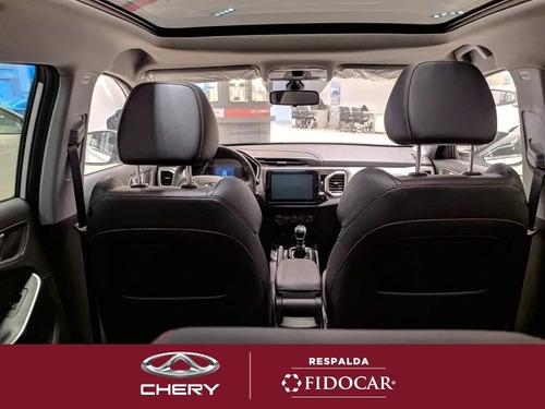 chery tiggo 4  luxury 1.5t mt