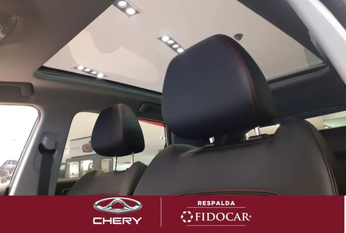 chery tiggo 4 luxury cvt