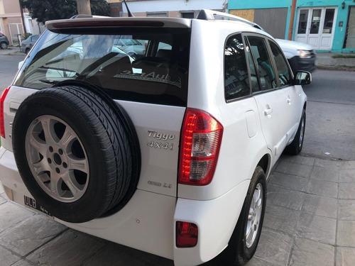 chery tiggo 4x4 luxury 2.0 50.000km 2015 permuto o contado
