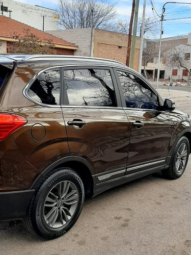 chery tiggo 5 2.0 luxury at 2017