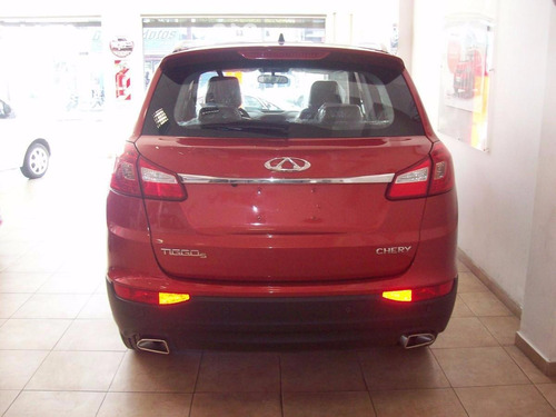 chery tiggo 5 2.0 luxury at