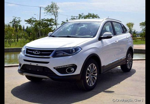 chery tiggo 5 2.0 luxury at stock fisico disponible