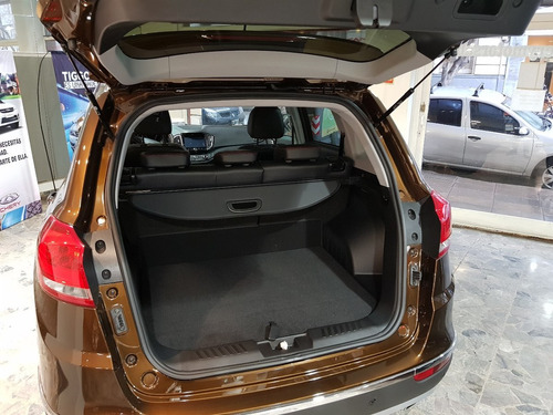 chery tiggo 5 2.0 luxury automatica