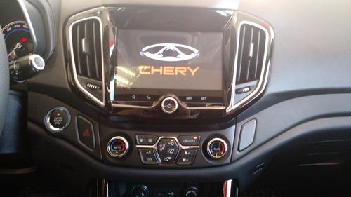 chery tiggo 5  luxury cvt 2.0