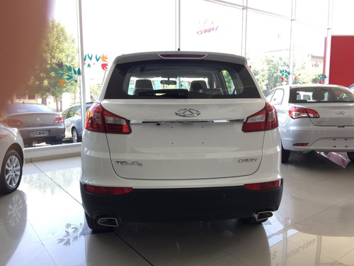 chery tiggo 5 luxury cvt