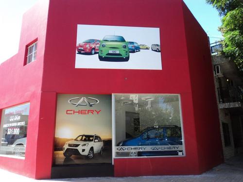 chery tiggo 5 luxury mt-2.0