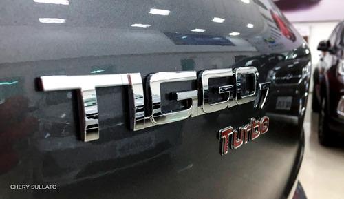 chery tiggo 7 1.5 turbo rxt financio com score baixo