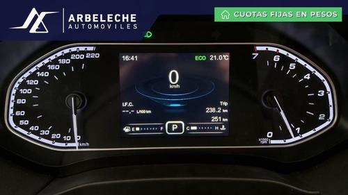 chery tiggo 7 turbo at 1.5 2020 0km - arbeleche