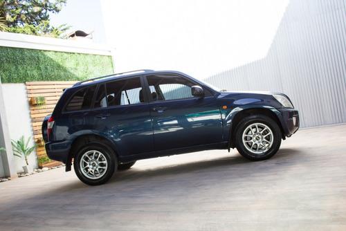 chery tiggo confort 2.0 nafta 2010 azul