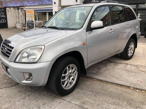 chery tiggo confort - 2010 - financio - recibimos tu auto