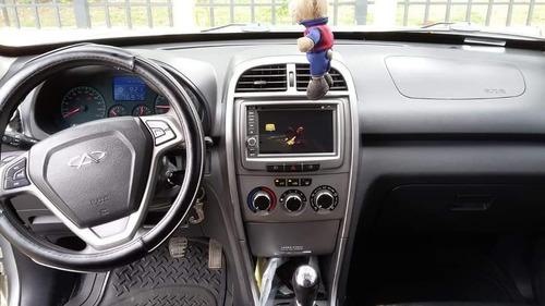 chery tiggo, motor 1.6, 5 puertas, 4x2 transmisión mecánica