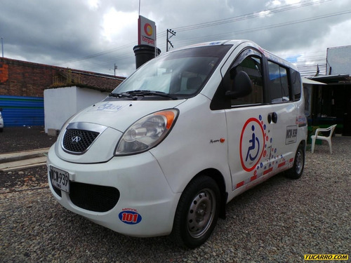 chery van pass 1300 mt