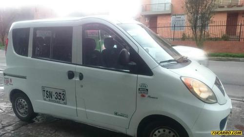 chery van pass