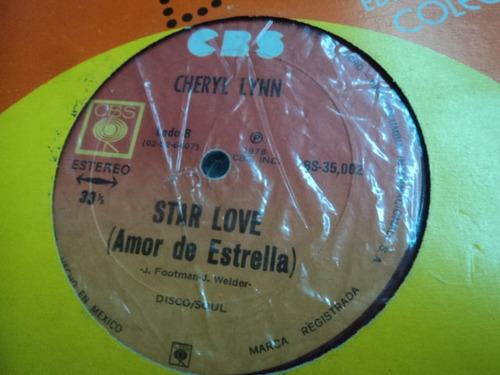 cheryl lynn lp de 12de 33 rpm got to be real star love