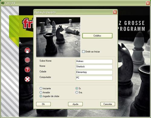 chess fritz 13 - pacote de tradução em português