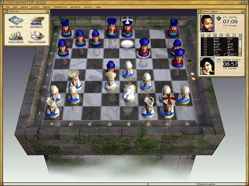 jogo de xadrez para pc xp