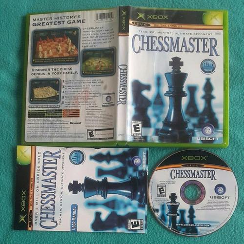 chessmaster - ajedrez - fisico / xbox live