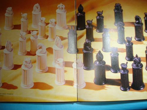 chessmen - estado  muy  bueno - ajedrez