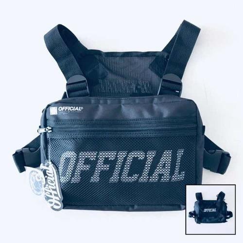 chest bag (pechera) official original