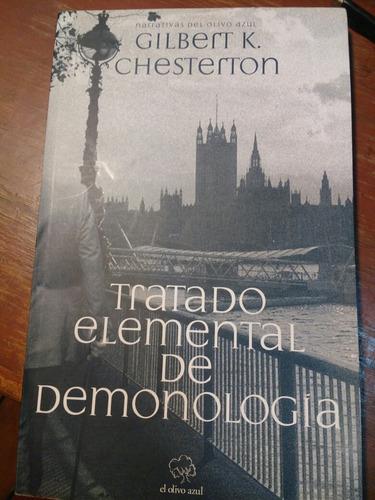 chesterton - tratado elemental de demonologia