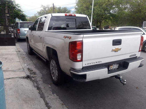 chev cheyenne 6.2 2500 doble cab high country 4x4 at 2016