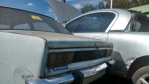 chevette 78 sucata em peças motor cambio eixo capo