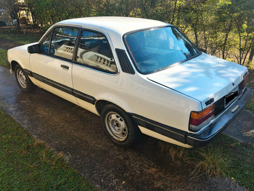 chevette dl 1.6/s gasolina 1991