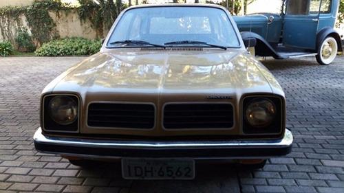 chevette hatch 1980  original apto a placa preta r$ 18000