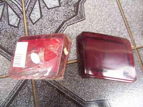 chevette hatch # par de lanternas dos cantos, novas 1 origin