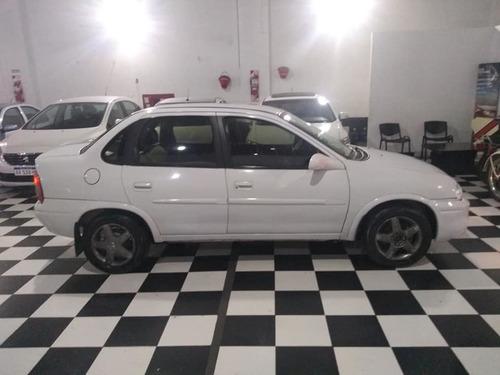 chevrole corsa 1.6 gls gnc 2008 130.000 kms sedan 4 puertas