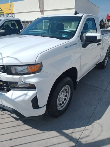 chevrolet 1500 cab. regular 2019 automática