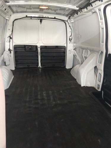 chevrolet 1500 express cargo van ls 2012