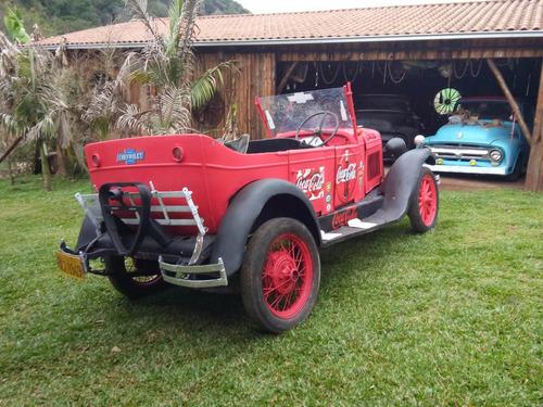 chevrolet 1926 de luxe conversível phaeton ñ ford 1929 tudor