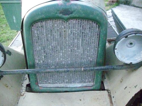chevrolet 1928 ideal para restaurar