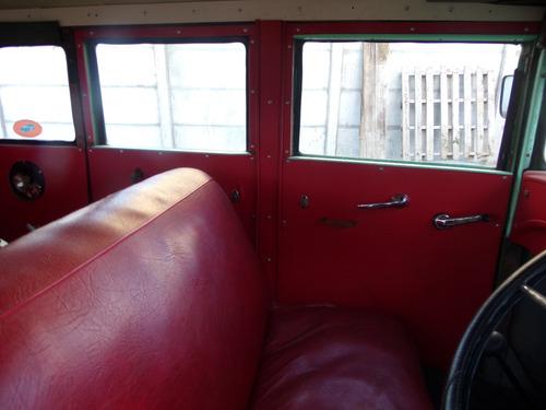chevrolet 1929 6 cilindros