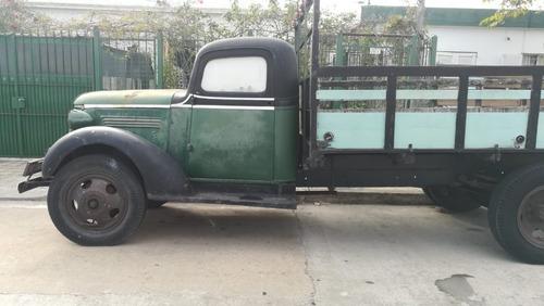 chevrolet 1938 andando impecable y al dia u$s 2000