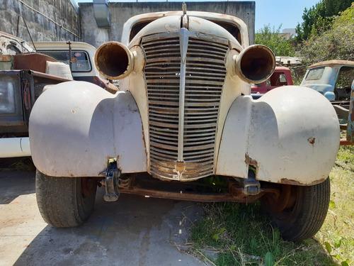 chevrolet 1938 sedan delivery - tannen classic cars