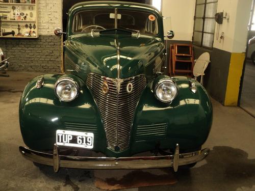 chevrolet 1939 4 puertas