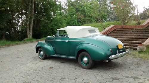 chevrolet 1940 special deluxe convertible  colepato
