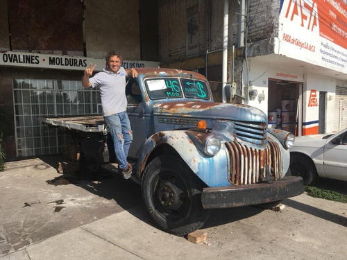 chevrolet 1946 camionsito