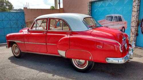 chevrolet 1951 belair em perfeito estado! 4 portas