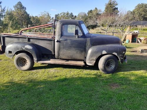 chevrolet 1951 pick up  pick up