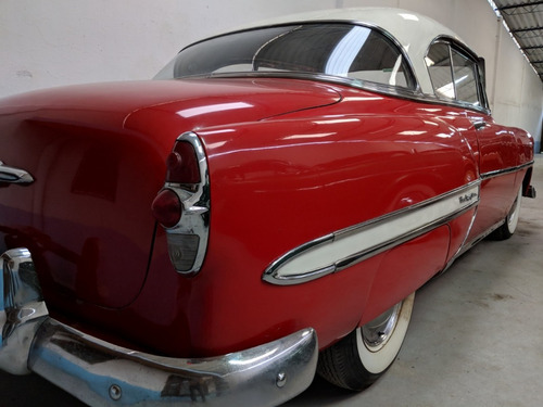 chevrolet 1953 bel air coupe 2 puertas