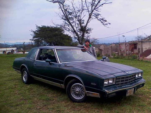 chevrolet 1981 coupe