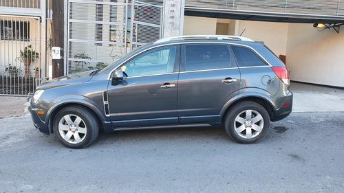 chevrolet 2010 captiva 107,000kms color gris, piel, motor 6v