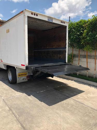 chevrolet 3500 caja seca con rampa