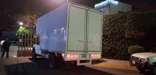 chevrolet 3500 caja seca lista para trabajar